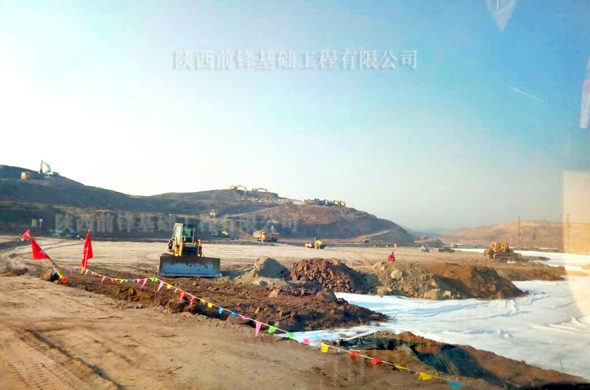 成都天府国际机场一期工程地基处理及土石方工程(04)标段土方回填